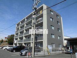 静岡県静岡市駿河区西島の賃貸マンションの外観