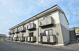 岐阜県美濃加茂市牧野の賃貸アパートの外観