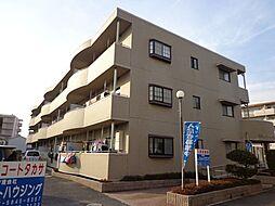 都民住宅アーバンコートタカサ[201号室]の外観