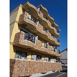 静岡県浜松市中区和地山3丁目の賃貸マンションの外観
