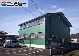 ツチヤマンション別館[2階]の外観