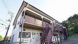 神奈川県川崎市高津区末長2の賃貸アパートの外観