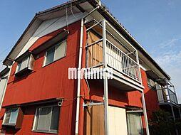 めぐみ荘[1階]の外観