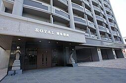 ロイヤル博多駅前[4階]の外観