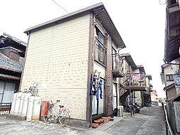 サンハイツ上野[2階]の外観