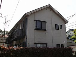 神奈川県川崎市幸区北加瀬1丁目の賃貸アパートの外観