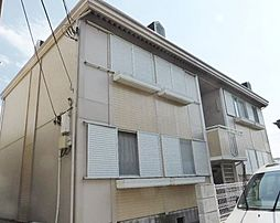 埼玉県さいたま市大宮区桜木町4丁目の賃貸アパートの外観