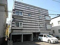 メゾンド東札幌[1階]の外観