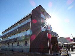 埼玉県川口市芝富士2丁目の賃貸マンションの外観