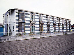 兵庫県姫路市飾磨区構の賃貸アパートの外観