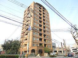 福岡県北九州市八幡東区中央2丁目の賃貸マンションの外観