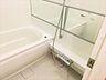 1418サイズのユニットバス。浴槽にはタカラレーベンオリジナルのジェットバスが標準装備の為、日々の疲れを癒してくれます。また、ワイドなミラーは空間を広く感じさせてくれます。