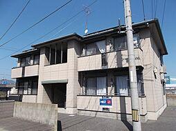 山口県下関市清末千房3丁目の賃貸アパートの外観