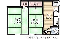 舟入南駅 1.8万円