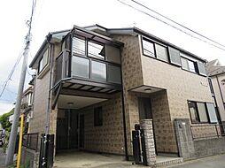 [一戸建] 東京都小金井市中町3丁目 の賃貸【/】の外観