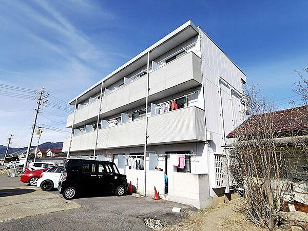 ロイヤルパレス三好町I 3階の賃貸【長野県 / 上田市】