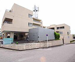 京都府八幡市男山泉の賃貸マンションの外観