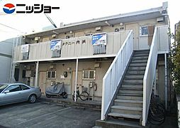 タウニー内浜[2階]の外観