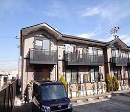 愛知県名古屋市港区当知2の賃貸アパートの外観