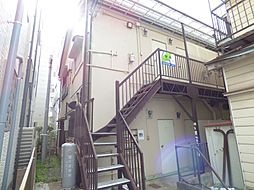 大三荘[202号室]の外観