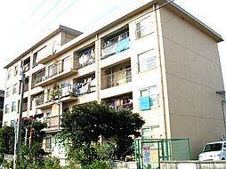加茂コーポラス[103号室]の外観