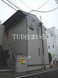 プチハウス赤羽西[1階]の外観