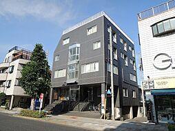 東京都府中市幸町1の賃貸マンションの外観