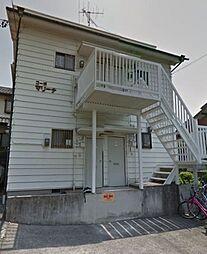 愛知県名古屋市名東区若葉台の賃貸アパートの外観