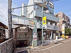 京王線「上北沢」駅