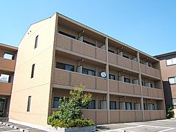 京都府宇治市五ケ庄梅林の賃貸マンションの外観