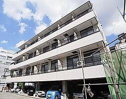 東京都足立区千住中居町の賃貸マンションの外観