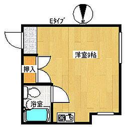 SOハイツI[204号室]の間取り