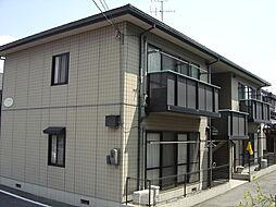 岡山県岡山市南区福浜西町の賃貸アパートの外観