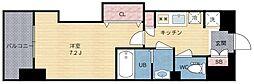 Luxe本町[10階]の間取り