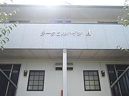 ラークヒルハイツ A棟[203号室]の外観