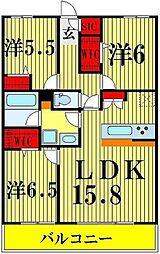 王子神谷駅 16.3万円