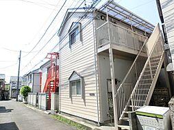スカイハイツ東元町[203号室]の外観