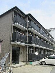 神奈川県川崎市中原区上小田中3丁目の賃貸アパートの外観