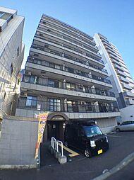 北海道札幌市中央区南四条東3丁目の賃貸マンションの外観