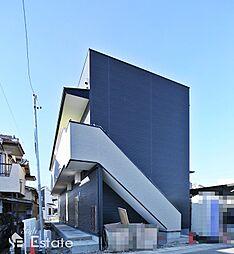 愛知県春日井市小木田町の賃貸アパートの外観