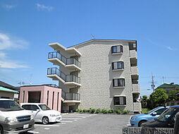 大阪府高石市千代田3丁目の賃貸マンションの外観