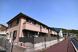 平岡ガーデンハウスB[2階]の外観