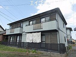 三重県桑名市多度町戸津の賃貸アパートの外観
