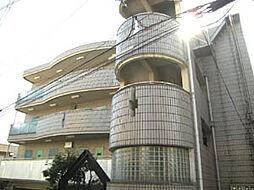 メゾンドヒル[3階]の外観