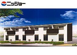 [タウンハウス] 愛知県稲沢市平和町西光坊新町 の賃貸【/】の外観
