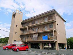 兵庫県川西市新田1の賃貸マンションの外観