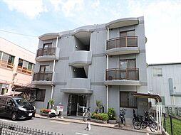 大阪府吹田市南清和園町の賃貸マンションの外観