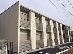 埼玉県朝霞市宮戸1丁目の賃貸アパートの外観