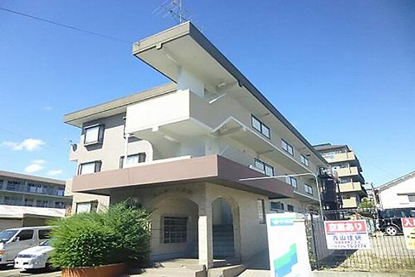 パールハイツ 21[2階]の外観