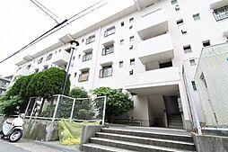 愛知県名古屋市名東区一社2の賃貸マンションの外観